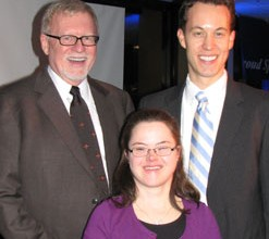 Special Olympics' Gold Medalist Joined By Geneticist at Moore Center Annual Meeting