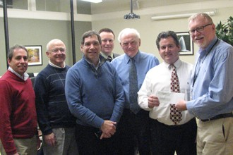 NH CIBOR Cares  Donates $500 to The Moore Center
