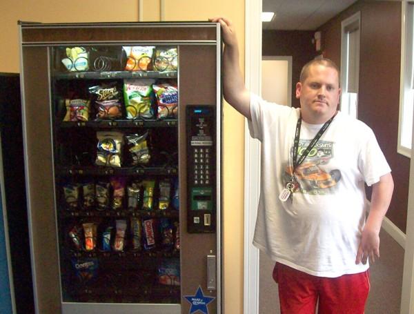 Nick Hebert - CGI Vending Machine