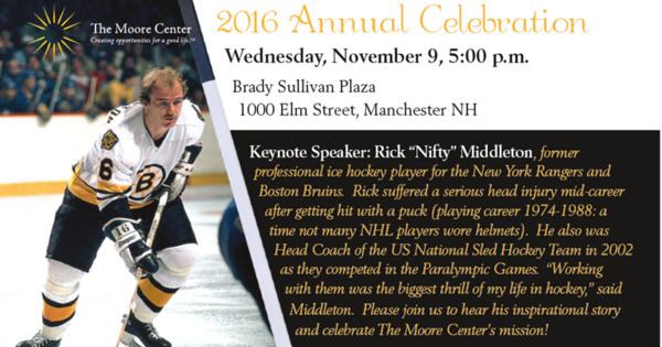2016 Annual Celebration – November 9th!
